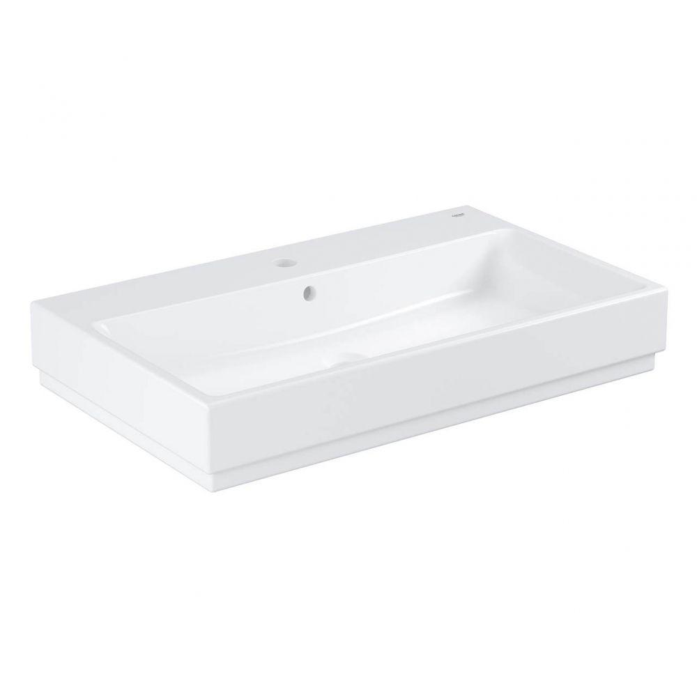 Раковина Grohe Cube Ceramic 3947600H 80x49 ФОТО