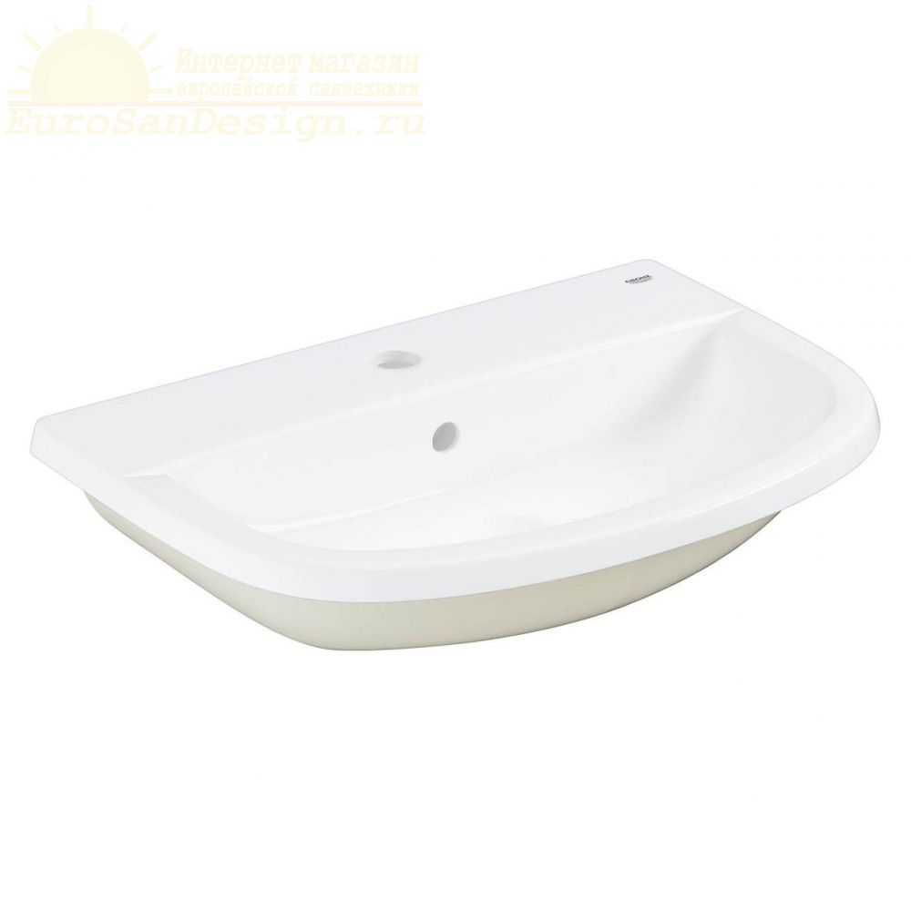 Раковина Grohe Bau Ceramic 39422000 56x40 ФОТО
