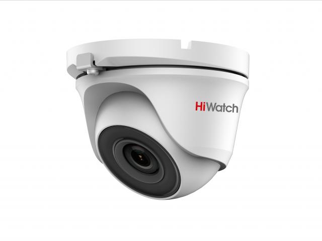HD-TVI видеокамера HiWatch DS-T203(B)