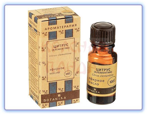 Эфирное масло Цитруса Botavikos