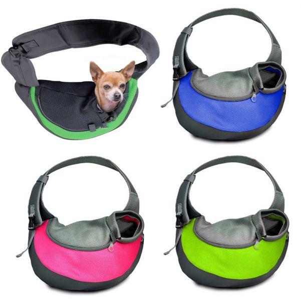 Сумка-переноска для кошек и мелких пород собак Single Shoulder Bag Sling