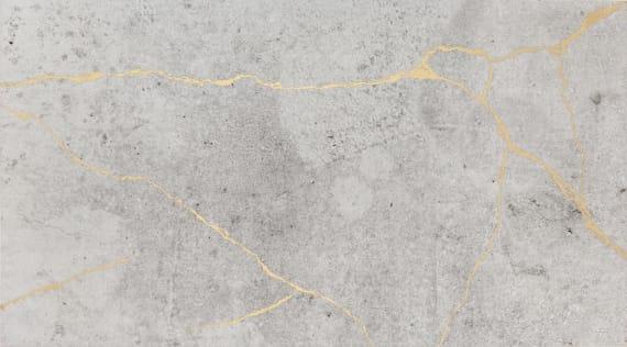 1645-0131 Настенная плитка декор Каррарский мрамор и Лофт 25x45 полосы