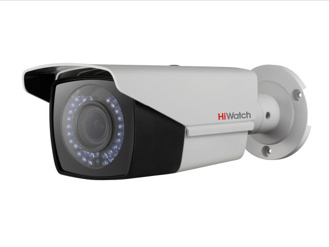 HD-TVI видеокамера HiWatch DS-T206P