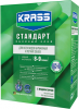 Стандарт Обойный Клей для Бумажных и Легких Обоев с Индикатором 250г Бесцветный Krass
