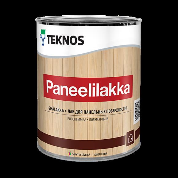Лак ПАНЕЛЛИЛАККА акриловый полуматовый 3л.400440