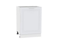 Шкаф нижний с 1-ой дверцей Ницца Royal Н600-Ф46 в цвете Blanco