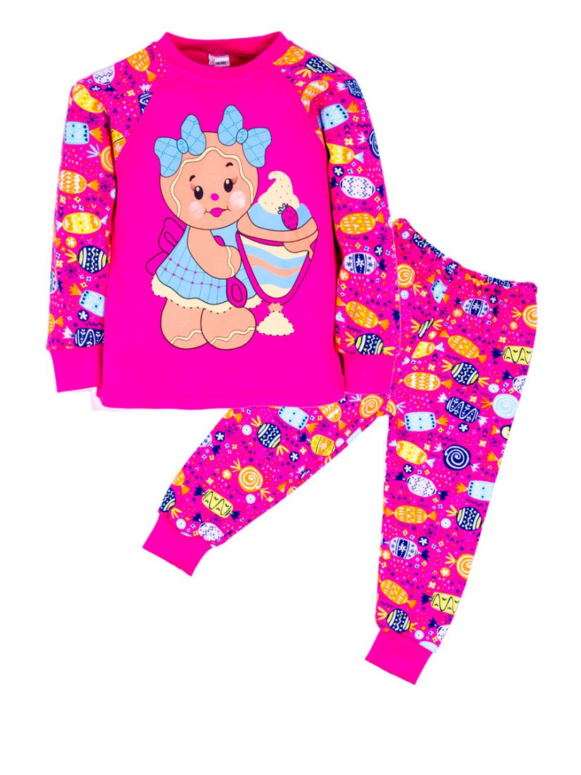 Пижама для девочки Ice cream
