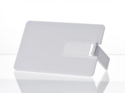 16GB USB3.0-флэш накопитель UsbSouvenir U504E кредитная карточка белая
