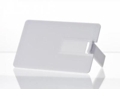 32GB USB3.0-флэш накопитель UsbSouvenir U504E кредитная карточка белая