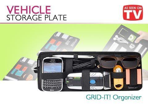 Органайзер Для Автомобиля Vehicle Storage Plate