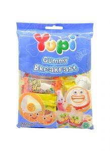 Жевательные конфеты Yupi Gummy Breakfast 95г