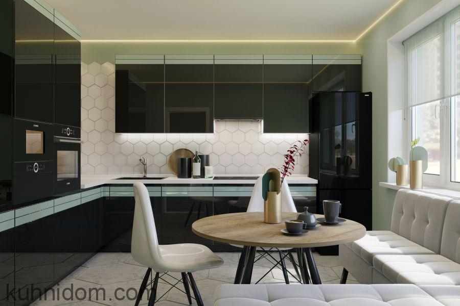 Кухня Modern-Duet