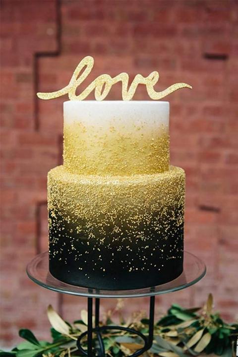 Свадебный торт Love