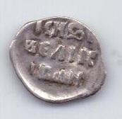 деньга 1533-1547 AUNC Иван IV Грозный