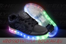 Роликовые кроссовки Heelys Premium 1 Lo HE100262