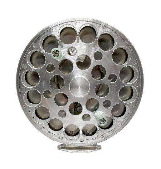 Катушка инерционная AL точеная 150мм 2п 150 мм