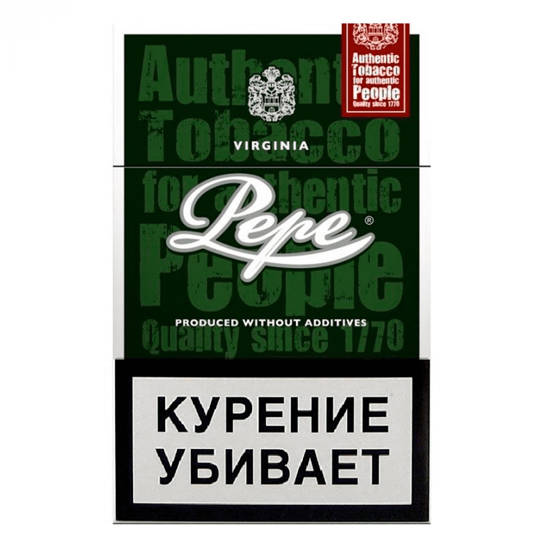 Сигареты pepe dark green купить в спб опт сигарет davidoff