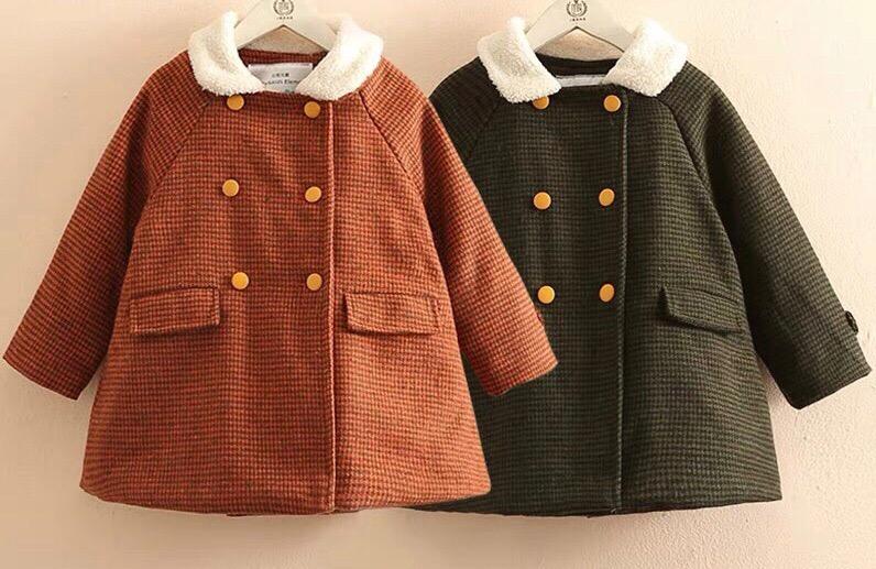 Пальто BABYKIDS ELEMENT 9102