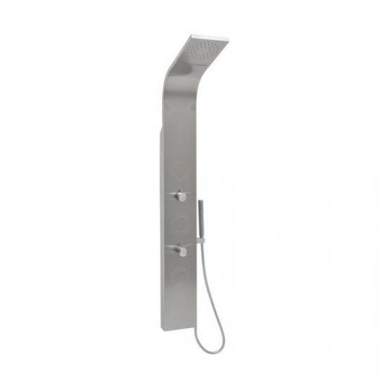 Ravak Totem Jet Inox душевая панель 26 x 161 cм