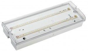 IEK Светильник аварийный ДПА 5042-1, 1 ч, универ, IP65  LDPA0-5042-1-65-K01