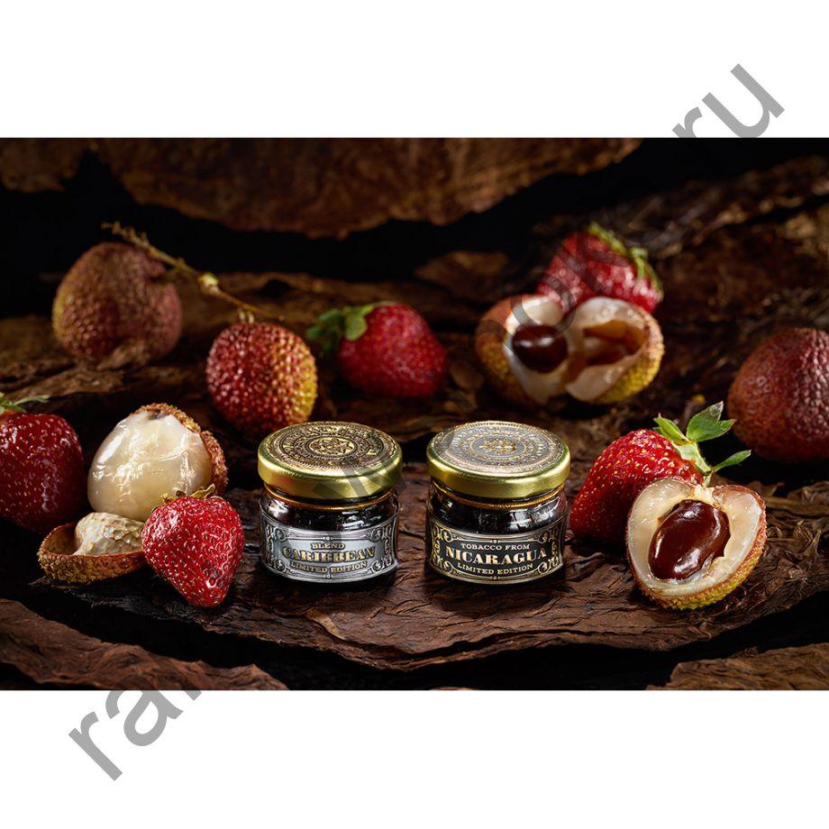 World Tobacco Original 20 гр - Nicaragua Lychee - Strawberry (Никарагуа и Личи - Клубника)