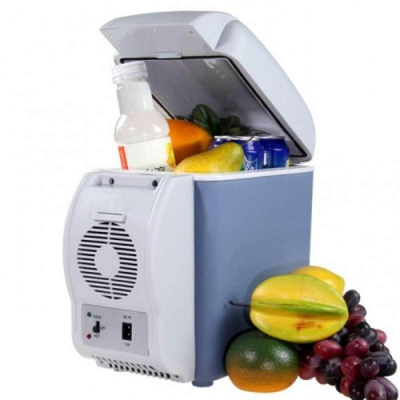 Автомобильный Холодильник/Нагреватель Portable Electronic Cooling and Warming Refrigerator, 7.5л