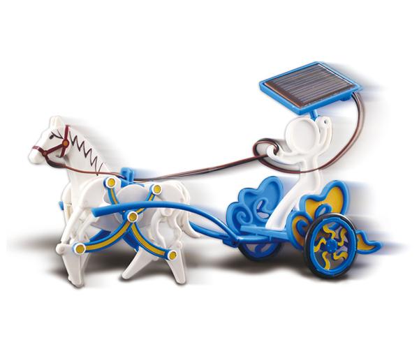 Конструктор На Солнечной Батарее Solar Stallion 3 В 1