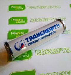 Внешние аккумуляторы с логотипом