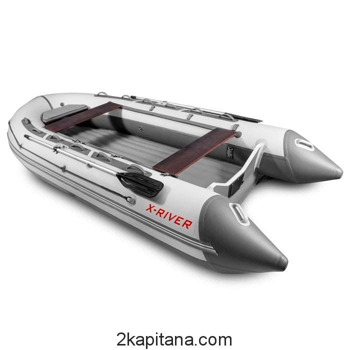 Надувная лодка НДНД GRACE WIND 360