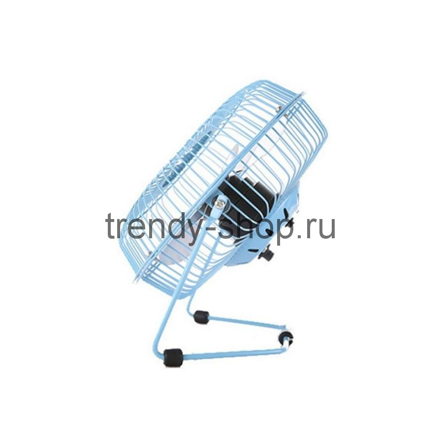 Настольный металлический USB-вентилятор Mini Fan