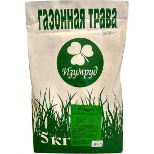 Смесь семян для газона Изумруд Коттедж, 5 кг - все для сада, дома и огорода!