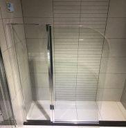 Душевая шторка на ванну BANDHOURS Eko 120