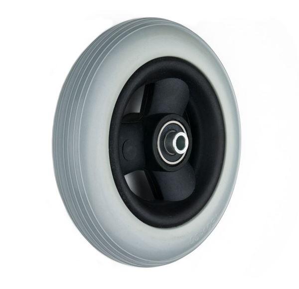 Колесо полиуретановое в сборе 150 х 30 мм
