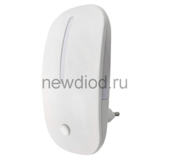 Ночник светодиодный NLE 05-MW  белый с выключателем 230В IN HOME