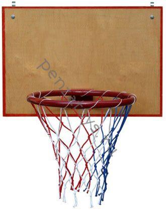 Большое баскетбольное кольцо 410 мм со щитом