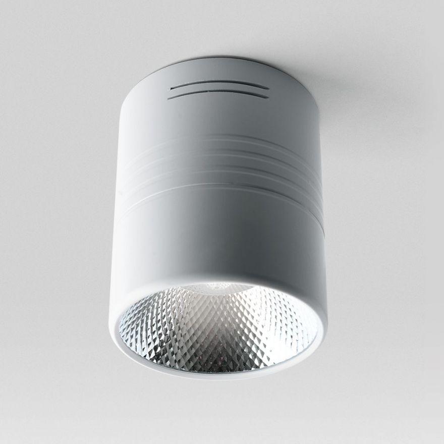 Светильник светодиодный Feron AL518 накладной 10W 4000K белый