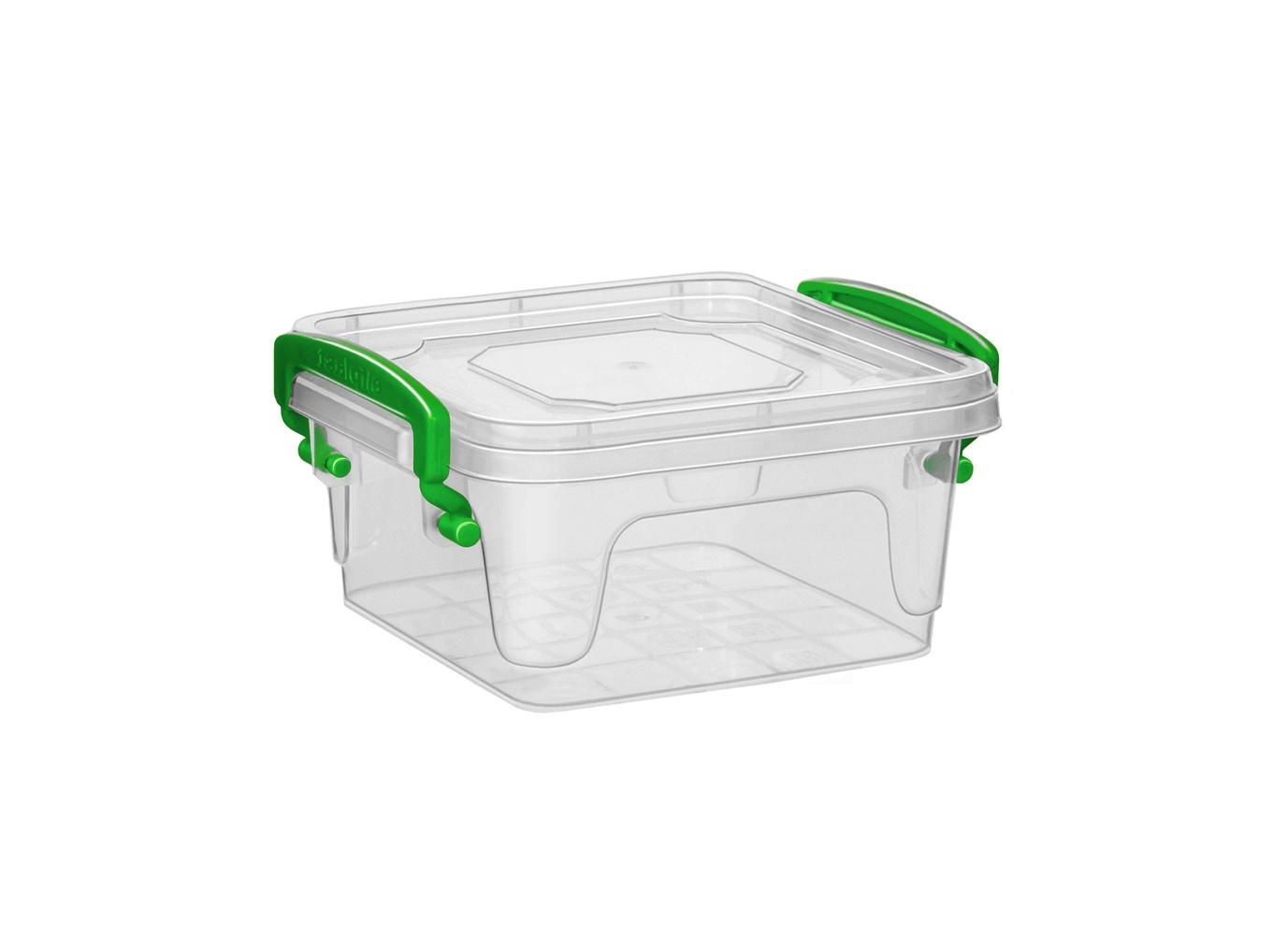 "Контейнер ""Fresh Box"" 1,2л. квадратный"
