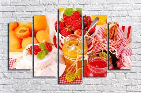 Модульная картина Для кухни 3
