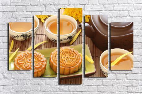 Модульная картина Для кухни 17