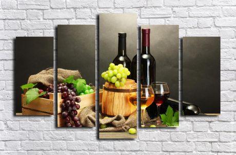 Модульная картина Для кухни 39