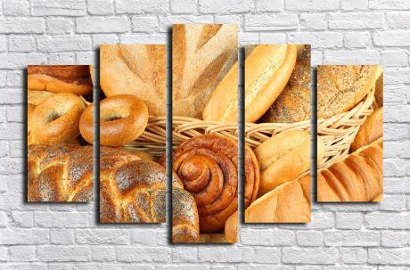 Модульная картина Для кухни 40