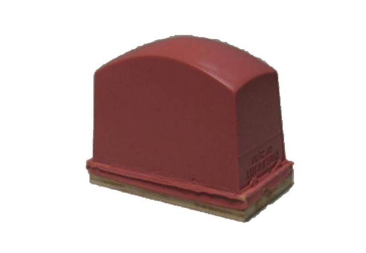 Печатный тампон DР 25/55мм, высота 55мм, жесткость 2Sh