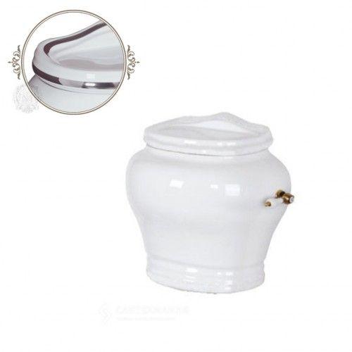 Migliore Milady керамический бачок для унитаза ML.MLD-25.728.D2.PL ФОТО