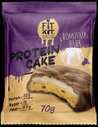 Fit Kit Protein Cake 70 гр Ромовая баба