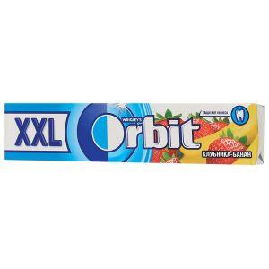 Орбит в под. XXL Клубника-Банан