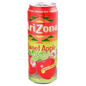 Напиток Arizona sweet apple 680 мл ж/б