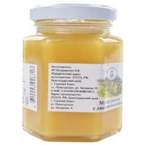Мед с лимонником 250 г Амурская обл.