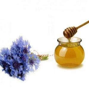 Мед васильковый 1 кг Алтайский