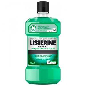 Ополаскиватель для полости рта Защита десен и зубов 250мл Listerine