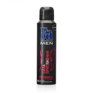 Дезодорант-спрей FA MAN 150 мл Сила Притяжения